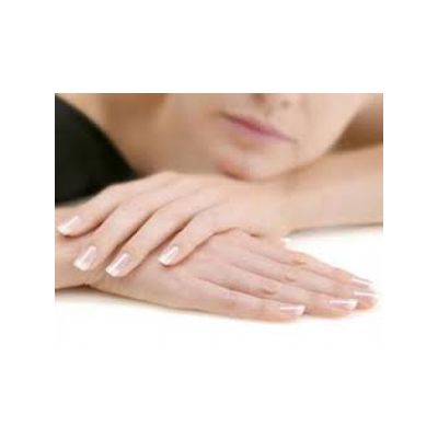 Hand moisturizing mask